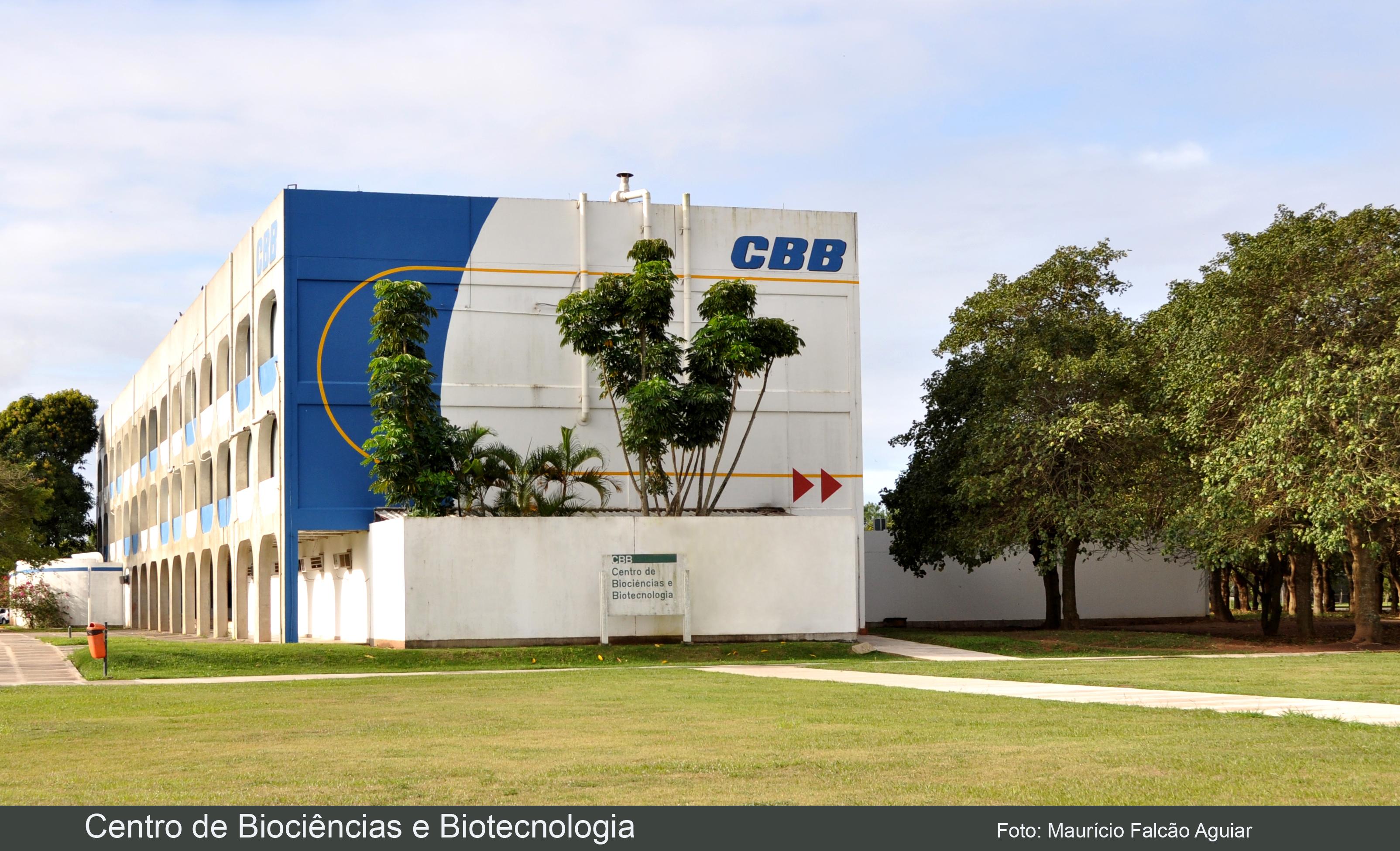 centro de biociências e biotecnologia cbb264 Uenf Cursos #2
