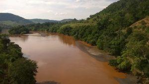 Pesquisa sobre impactos no Rio Doce é premiada em Congresso