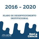 Plano de Desenvolvimento Institucional 2016 - 2020